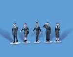 5118 Modelscene: OO PEOPLE  RAF Personnel